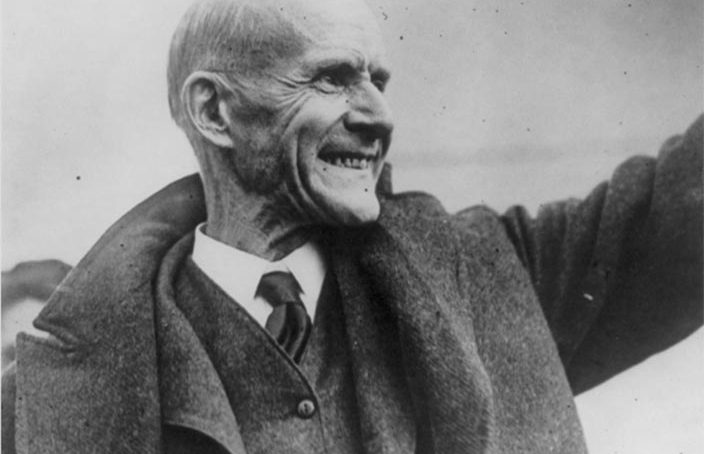 Fighting for Free Speech in World War I: Eugene Debs on the Homefront