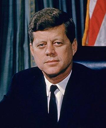 John Fitzgerald Kennedy, 1917-1963