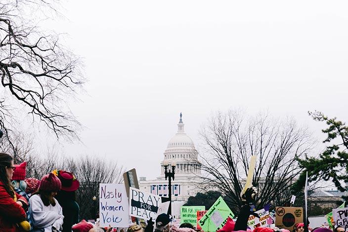 White House Correspondents Win Freedom of Speech Award