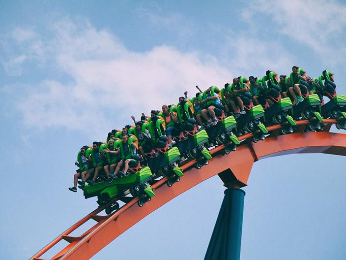 Six Flags Great Adventure Removes Confederate Flag From Its Six Flags