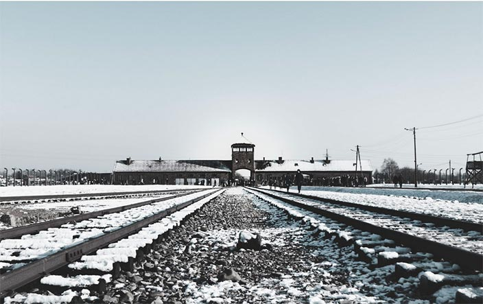 "New Polish Law Threatens Jail Time for ""Inaccurate"" Holocaust Speech"