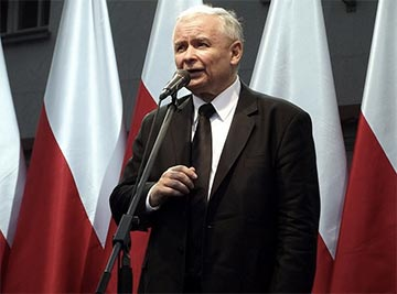 Jaroslaw Kaczynski, leader of the Law and Justice Party, is recognized as one of the most influential leaders in Poland and the European Union.