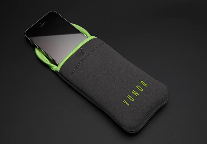 Start-Up Company Yondr Wants You to Put Down Your Phone, and Knows Just How to Make You Do It