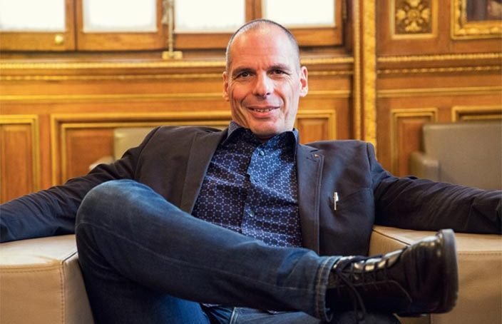Former Greece Finance Minister Yanis Varoufakis Argues for a Reunification of Politics and Economics