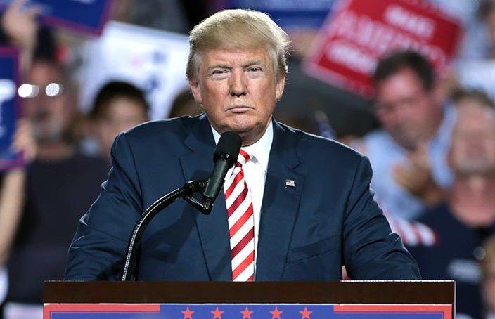 First Amendment Will Not Defend President Trump