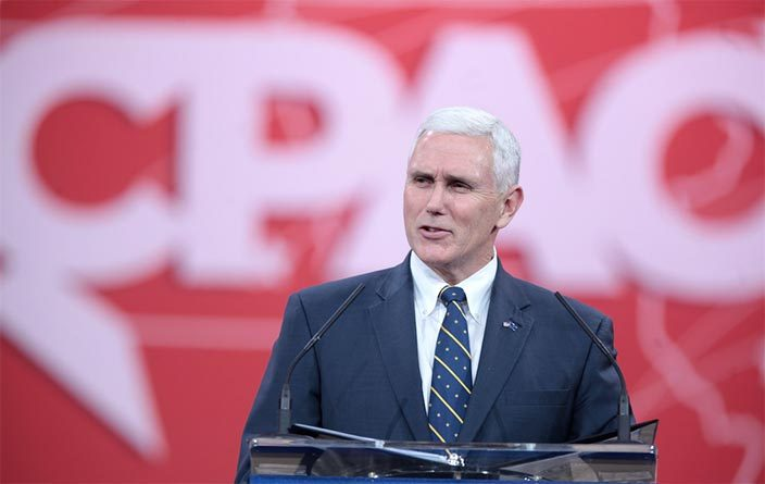 VP Mike Pence Sends Freedom of Speech Message to Notre Dame