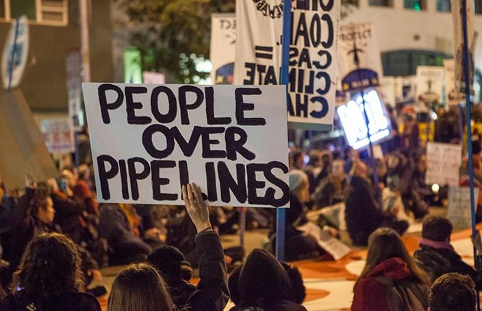 Sioux Renewable Energy Confronts the Dakota Access Pipeline