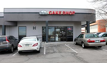 Masterpiece Cakeshop owner Jack Phillips refused to bake a wedding cake for a same-sex marriage.