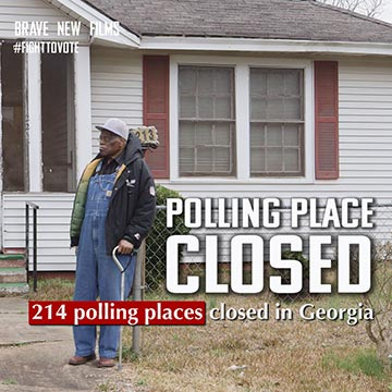 Polling Place: Closed